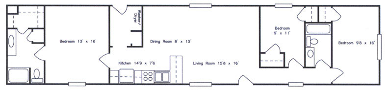 South Bossier Mobile Home Rentals Llc Landmark Realty