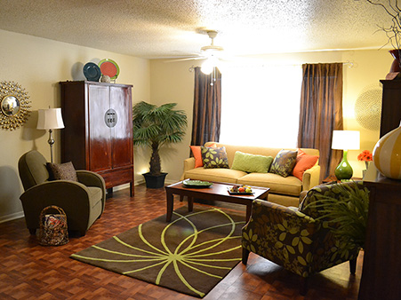 Parkland Villa in Bossier City, LA
